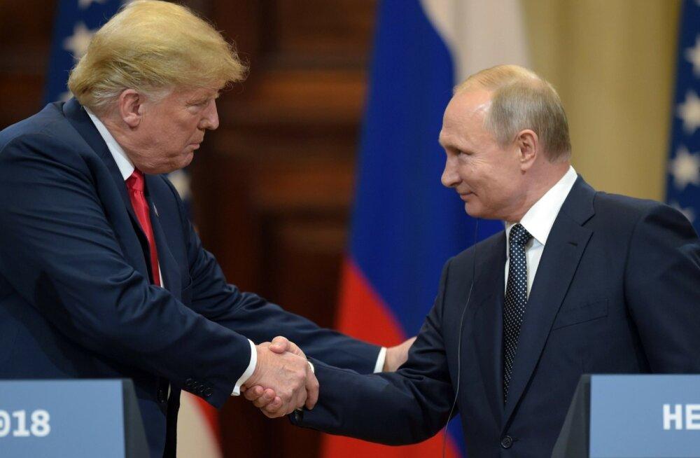 Trump ja Putin