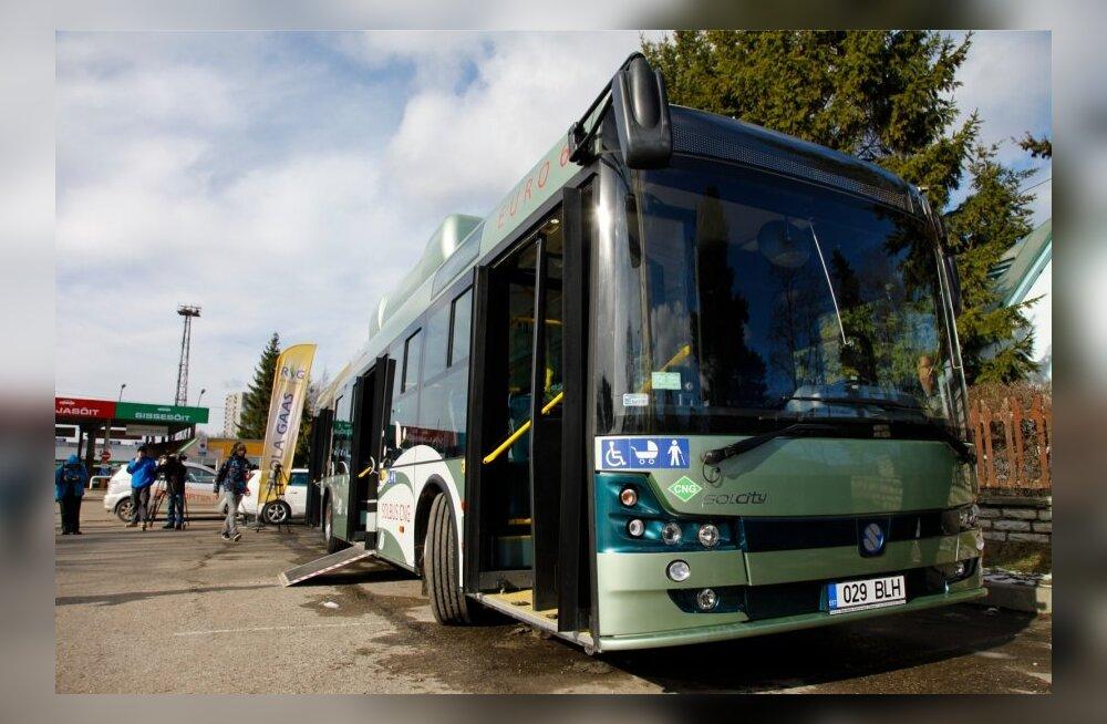 Ministeerium ahvatleb Läänemaad biogaasibussidele üle minema