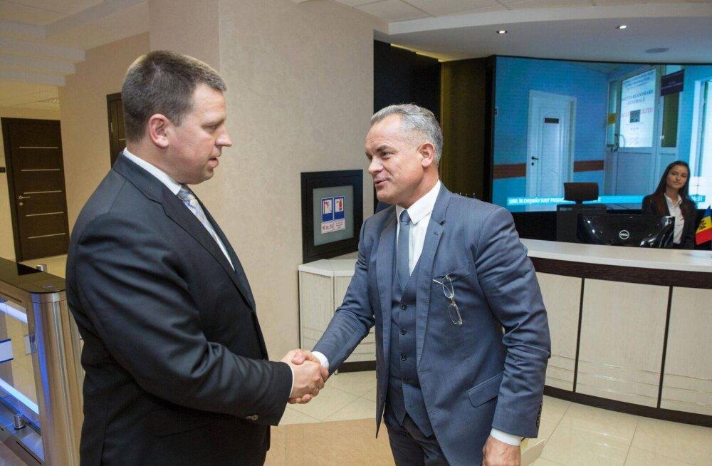 Urmas Paet: Ratas oleks pidanud kaaluma, kellega Moldovas kohtuda. Tunnustust said need, kellele ei peaks seda andma