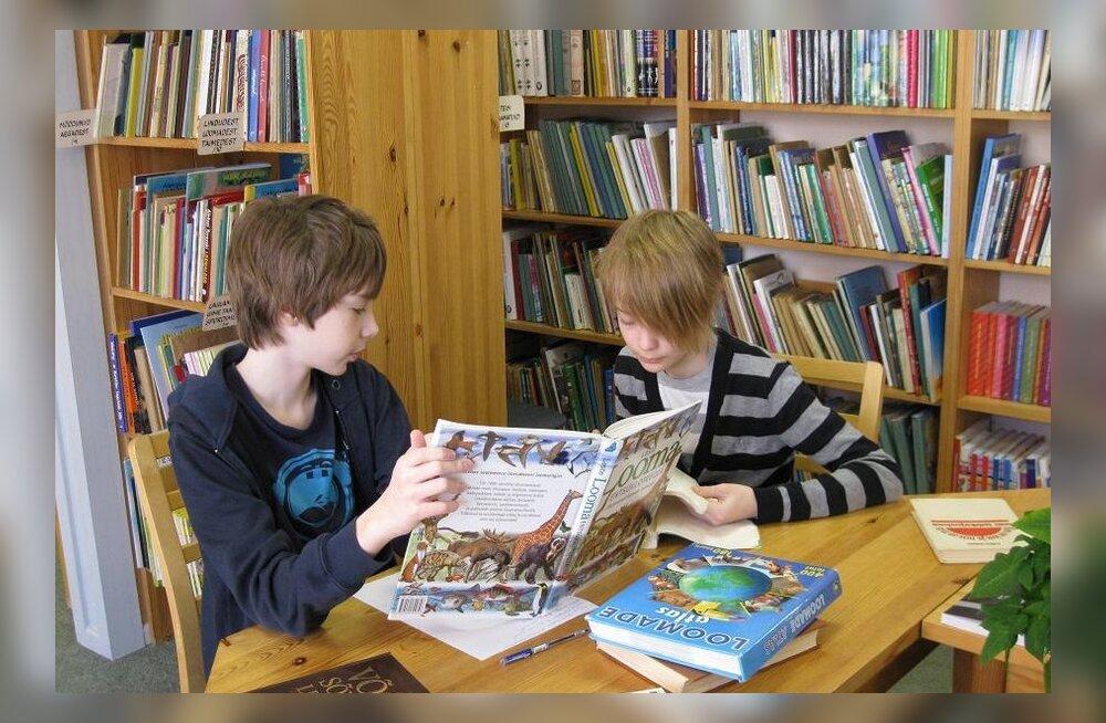 Vastse-Kuuste raamatukogu laenutuste edetabelit valitsevad Eesti autorite raamatud