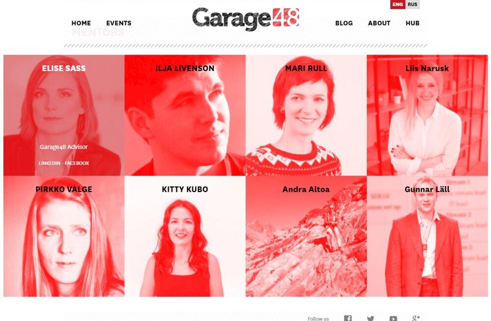 OTSEPILT | Värsked ideed Eesti elu parandamiseks: vaata Delfi TV vahendusel Garage48 heaolutalgude finaali
