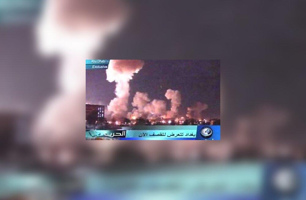 56a089a5e2c W3 uudised - Fotod: Rünnak Baghdadile reede õhtul