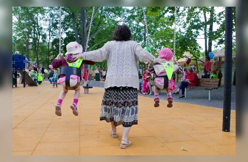 """""""Детская площадка — мой кошмар"""": рассказ папы трех девочек"""