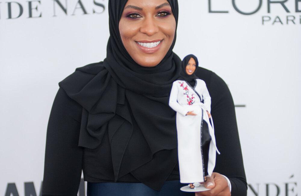 Oli ka aeg! Esimene Barbie-nukk, kes kannab hijabi