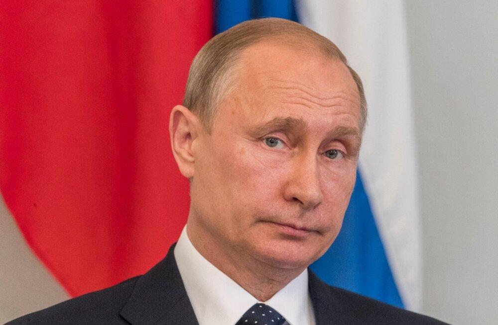 Putin eitas soovi muuta võimule jäämiseks põhiseadust