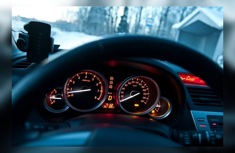 Eestis algab isejuhtiva auto loomine