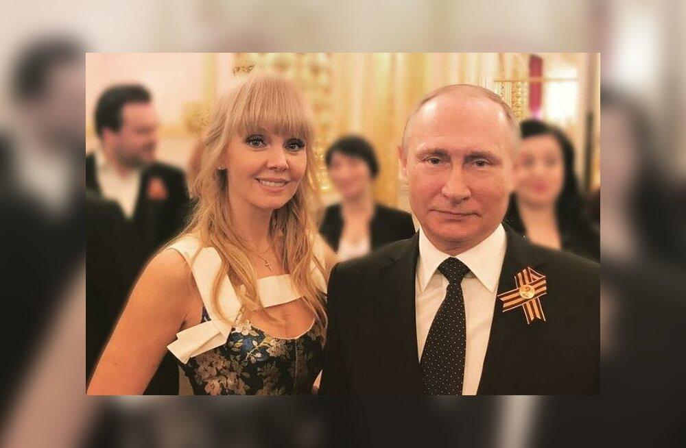 ПОДБОРКА: Как российские звезды отметили 9 мая
