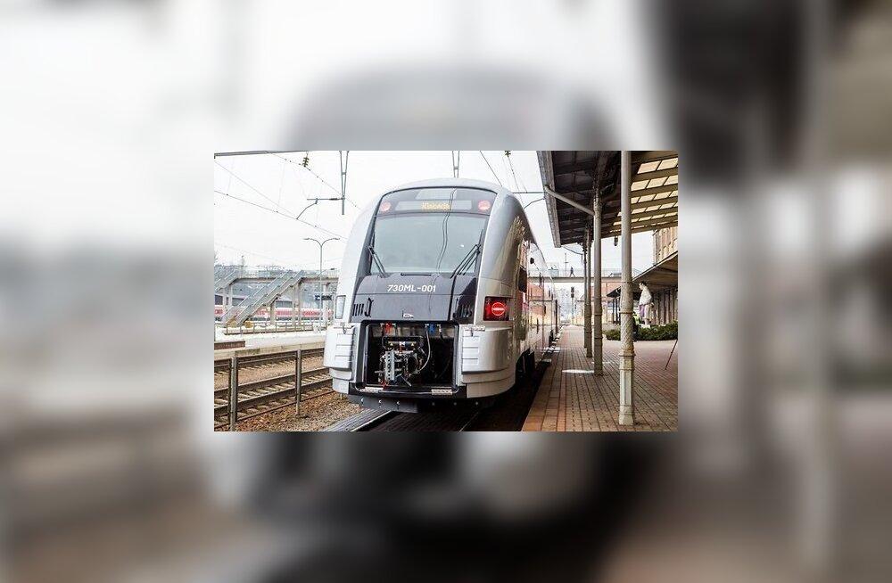 Украина запустит поезд по маршруту Киев-Минск-Вильнюс-Рига