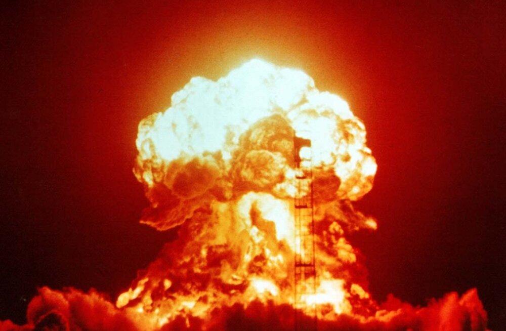 Suur tapja päästab elusid: tänu tuumapommi loomisele sai tekkida ka tuumameditsiin