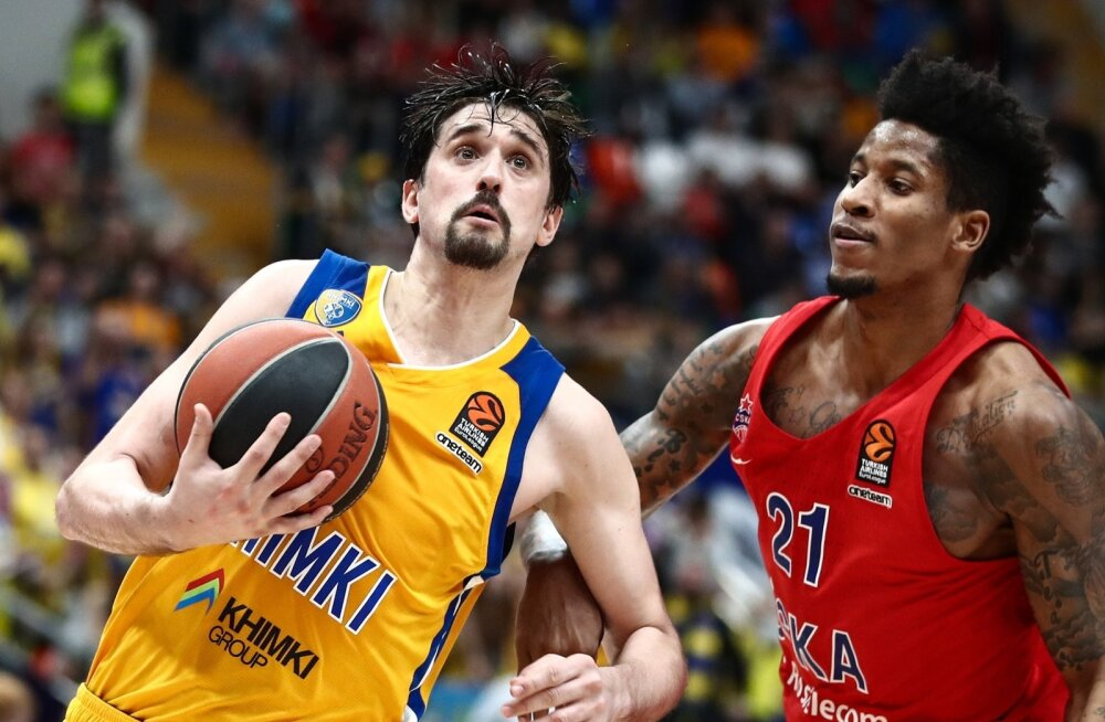 Himki vs CSKA