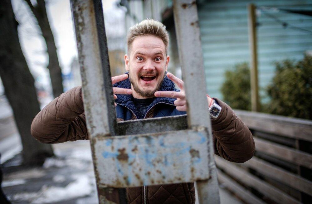 """""""Mõtle, kui SunStroke esindaks Eestit Eurovisionil ja võidaks? Nii nagu kanadalane Céline Dion esindas Šveitsi ja võitis!"""" unistab Anton Ragoza."""