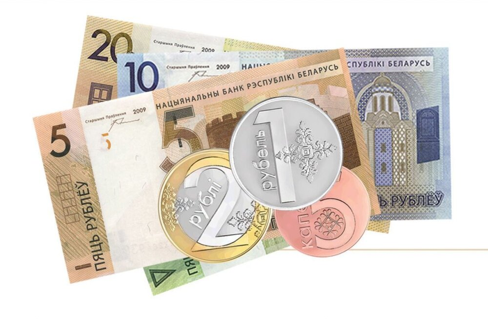 Kopikad on tagasi: Valgevene raius valuutalt neli nulli maha