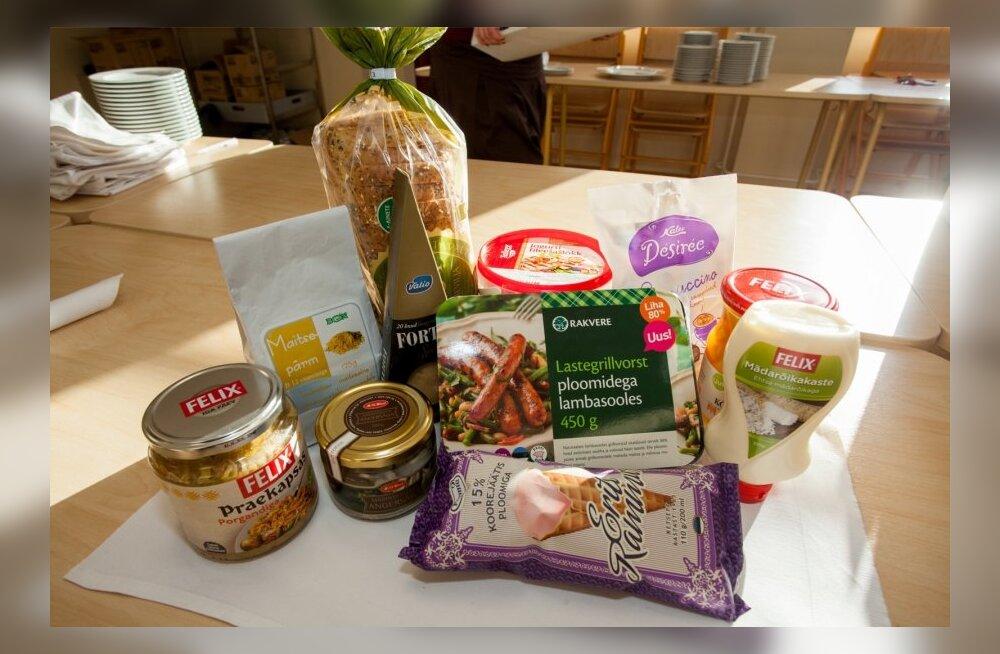 Parim toiduaine 2015 on Valio Gefilus cappuccino-keefir