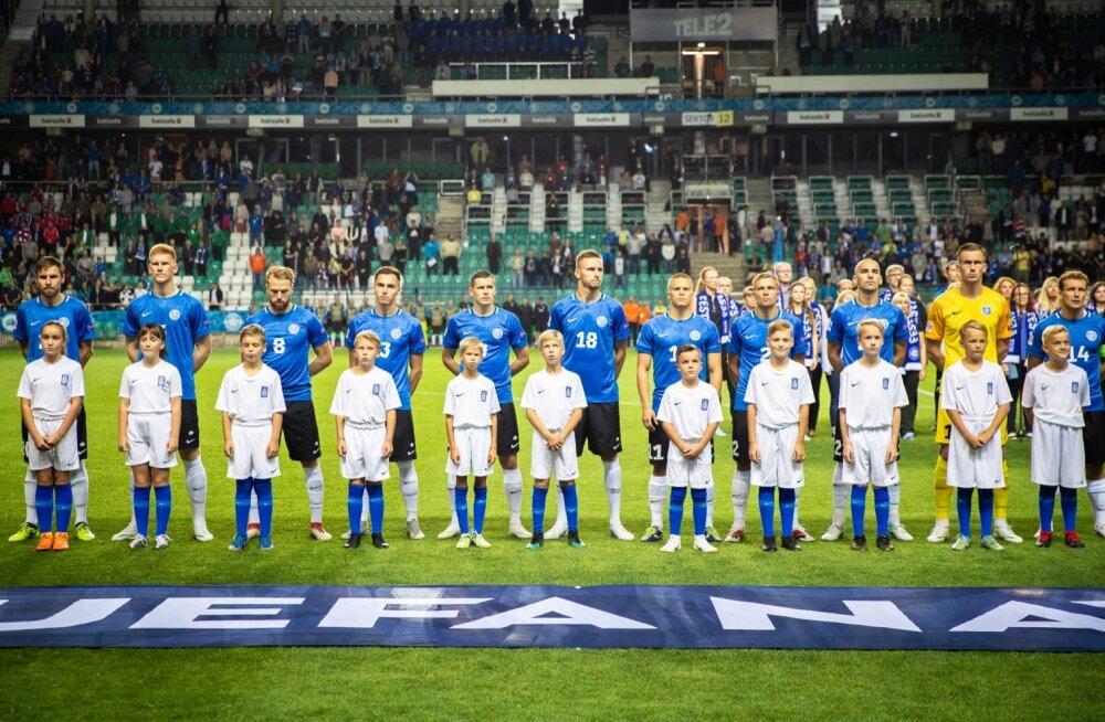 Eesti jalgpallurid Lillekülas