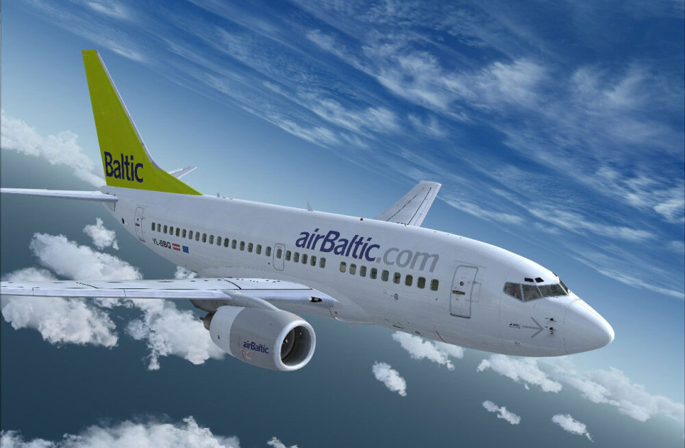Академия пилотов airBaltic Training начинает прием заявок