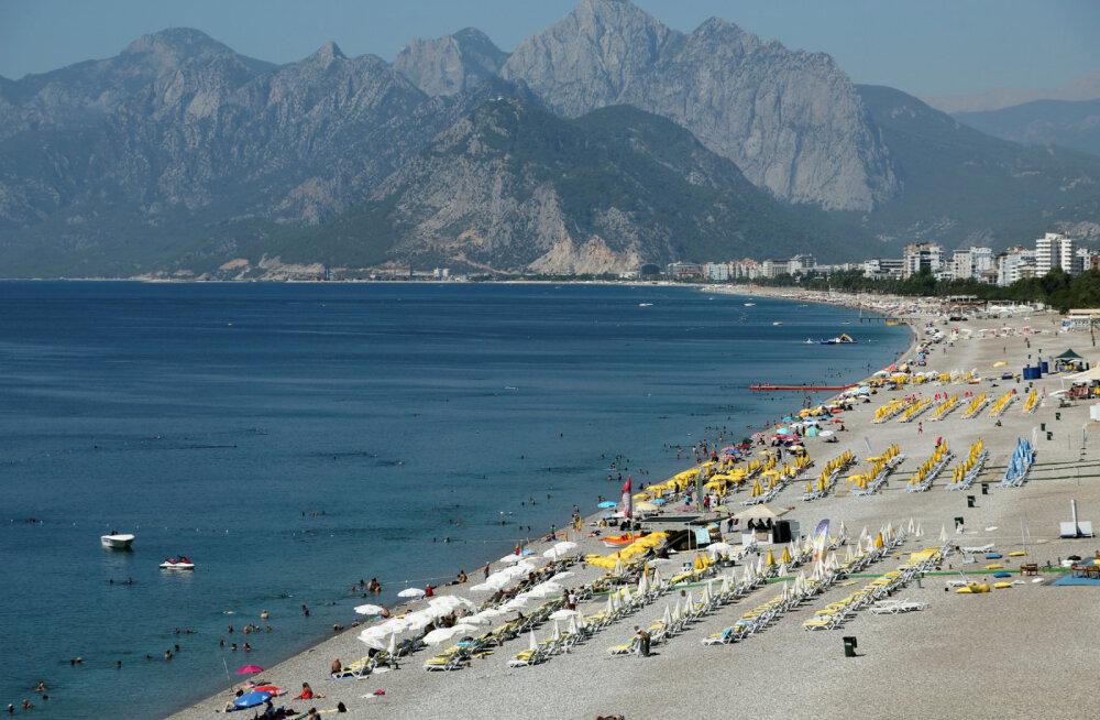 10 пляжей Турции, в которые нельзя не влюбиться