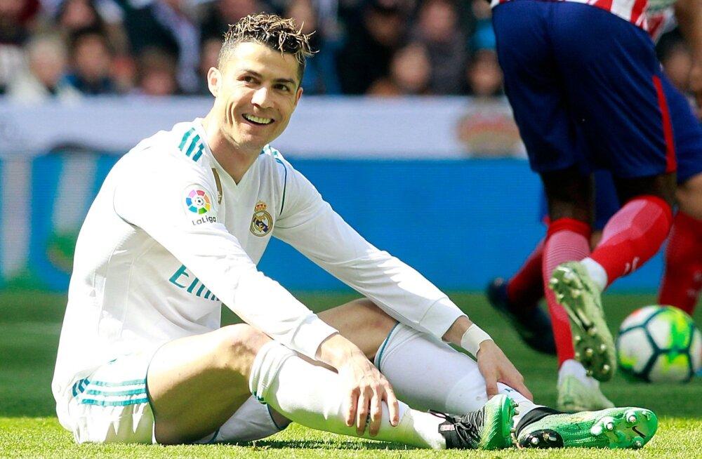 Jätkuvalt püsib õhus võimalus, et suvel näeb Tallinnas Cristiano Ronaldot.