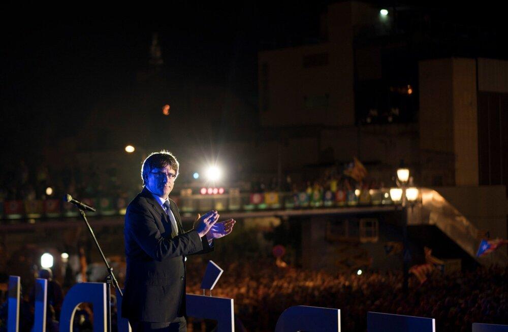 Kataloonia iseseisvusüritus