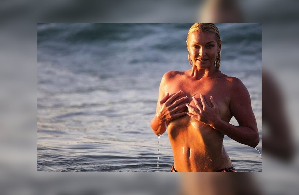 Самые лучшие сексуалные фотки анастасии волочковы