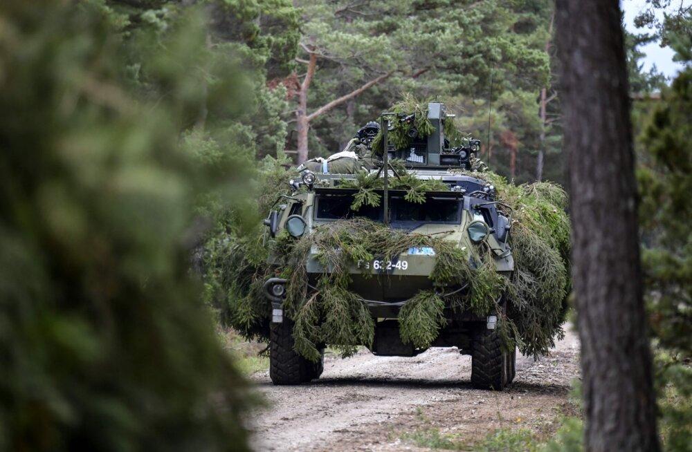 Palgasõdureist ei piisanud - Rootsi tõi tagasi kohustusliku ajateenistuse, kuid sõel on väga tihe