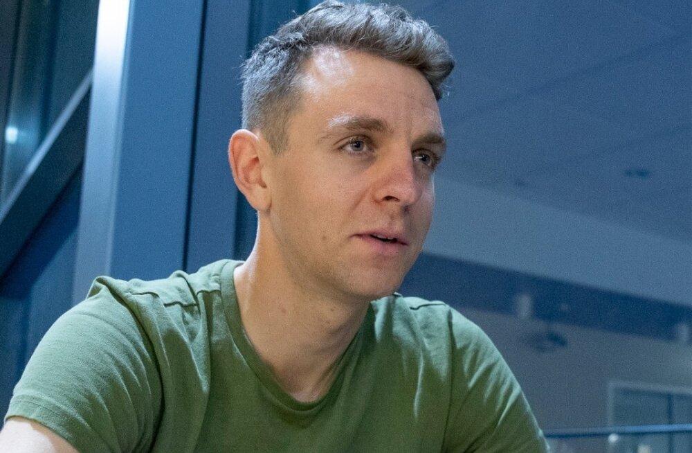 Tanel Kangert on kogenud professionaal, kel ees mitu head aastat võidusõitu.