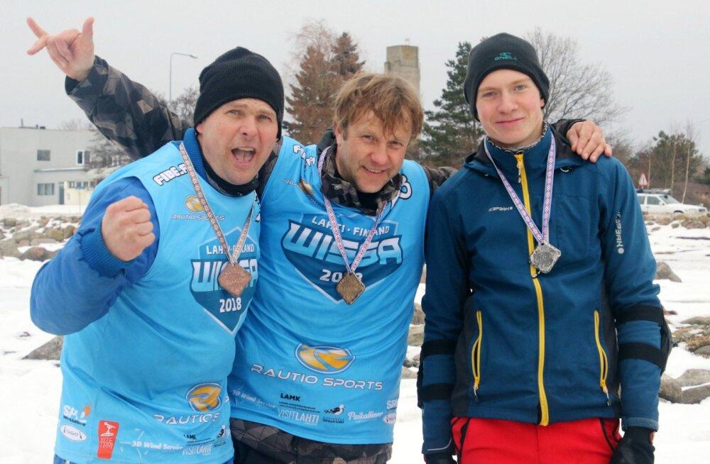 Selgusid Eesti meistrid talisurfis