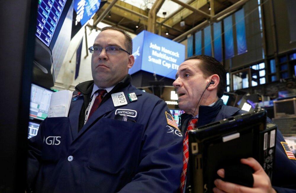 Luminor: maailma aktsiaturgudel jätkub tõus