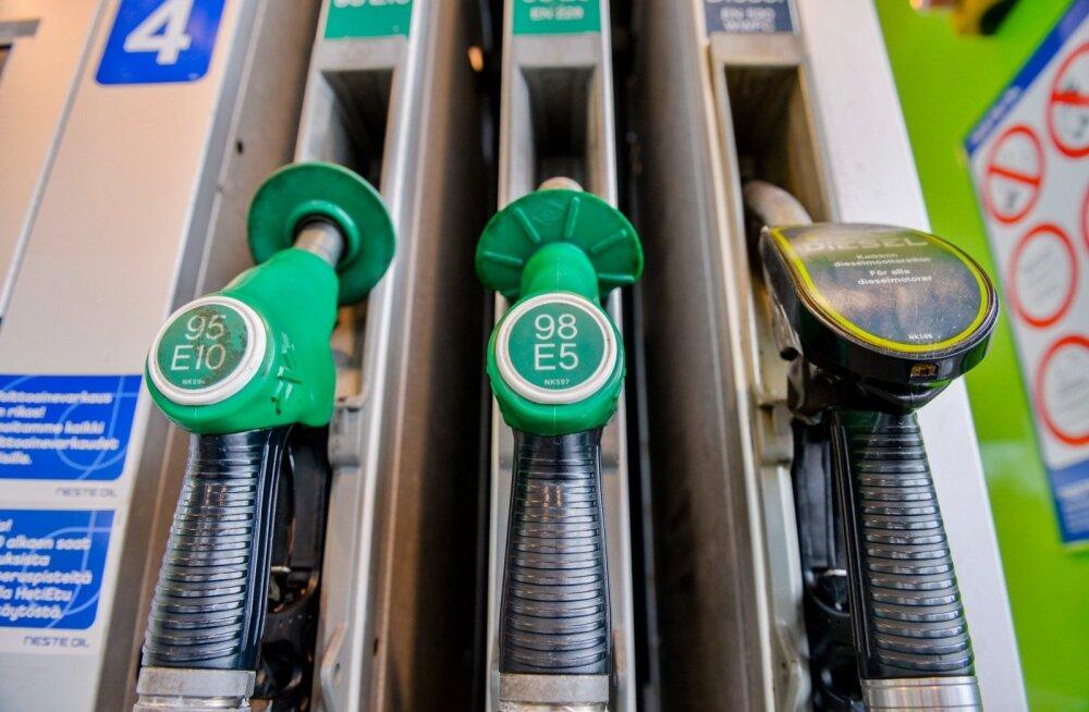 Majanduskomisjon otsustas lükata biokütuse nõude aasta võrra edasi