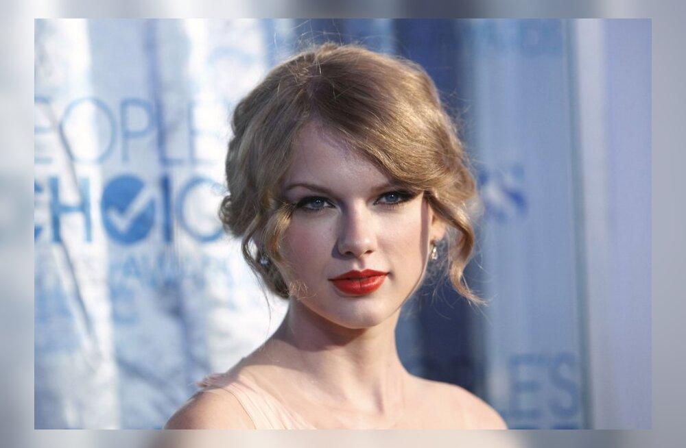 Skandaal! Taylor Swifti avamata fännikirjad leiti prügikastist
