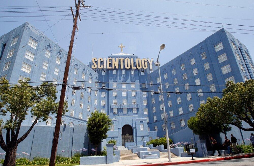 Saientoloogia kiriku hoone Los Angeleses