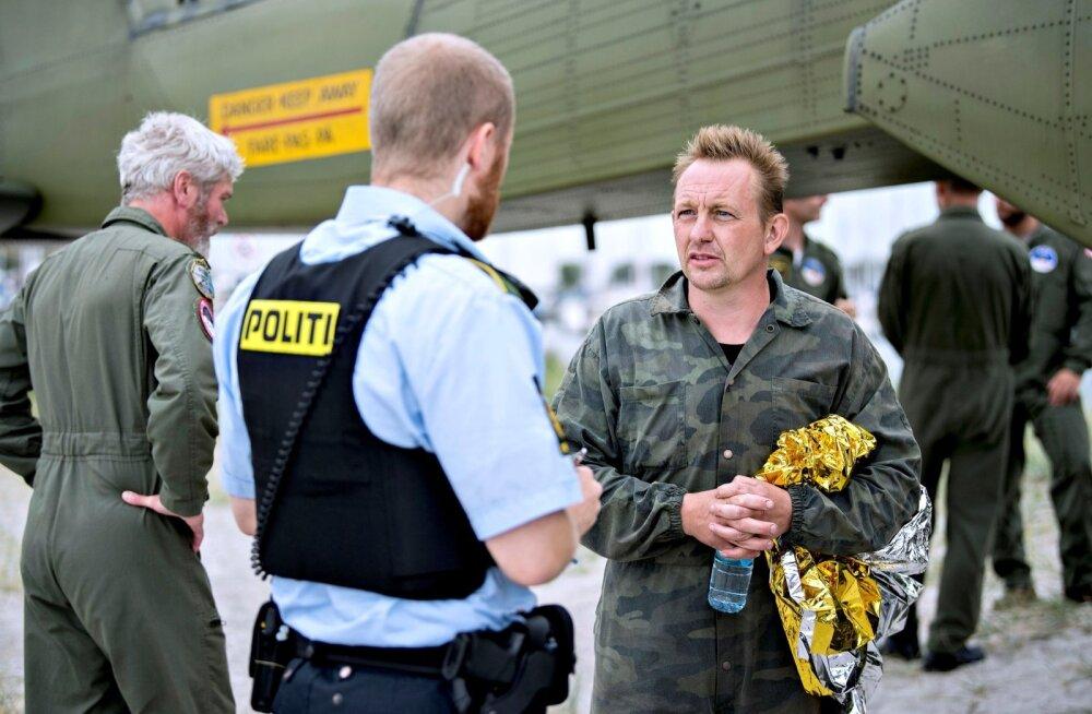 Taani allveelaevnikule Peter Madsenile esitati süüdistus Rootsi ajakirjaniku Kim Walli mõrvas