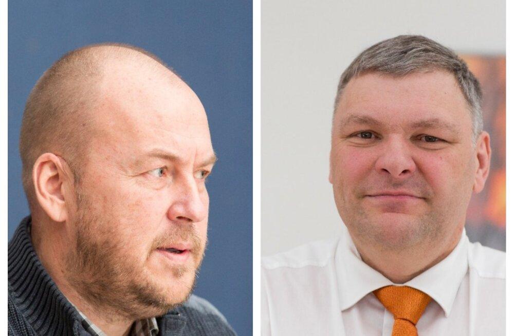 Artur Talvik: miks lastakse metsatööstuse lobistil ministeeriumis vabalt tegutseda?