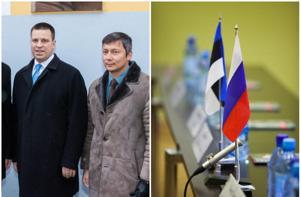 Rahvuslik vastandumine: Reformierakond süüdistab Keskerakonda taas venemeelsuses ja Kremliga sõbrustamises