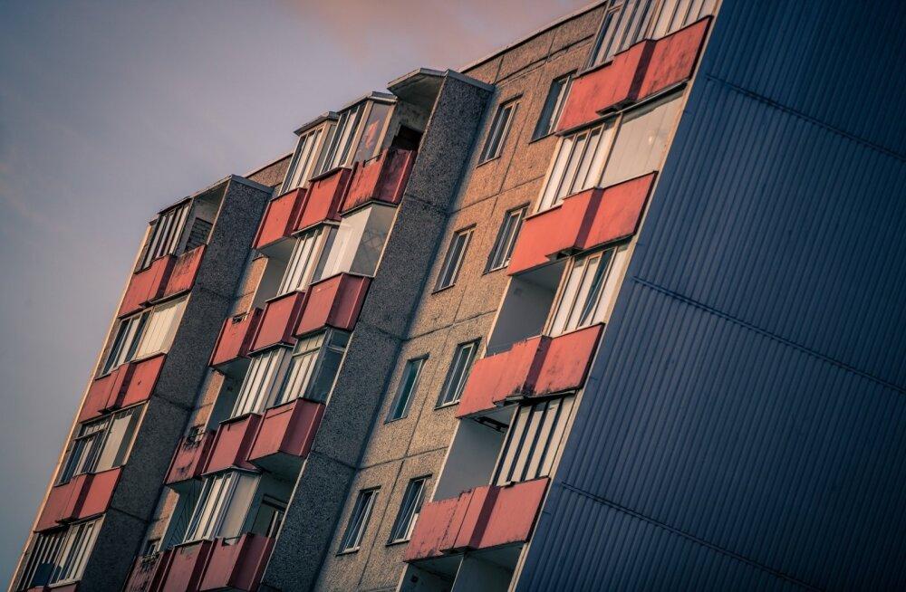 Praegu on veidi enam kui 50% majades asutatud korteriühistud – maal vähem, linnades rohkem.