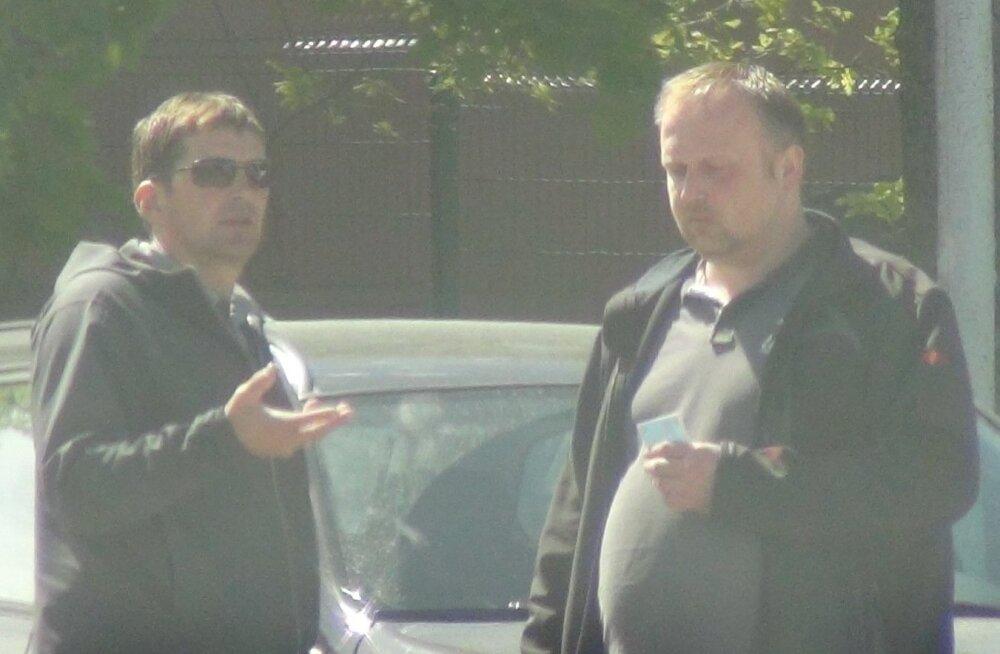 Взятки в ARK: как угнанные в других странах дорогие авто оказывались на дорогах Эстонии