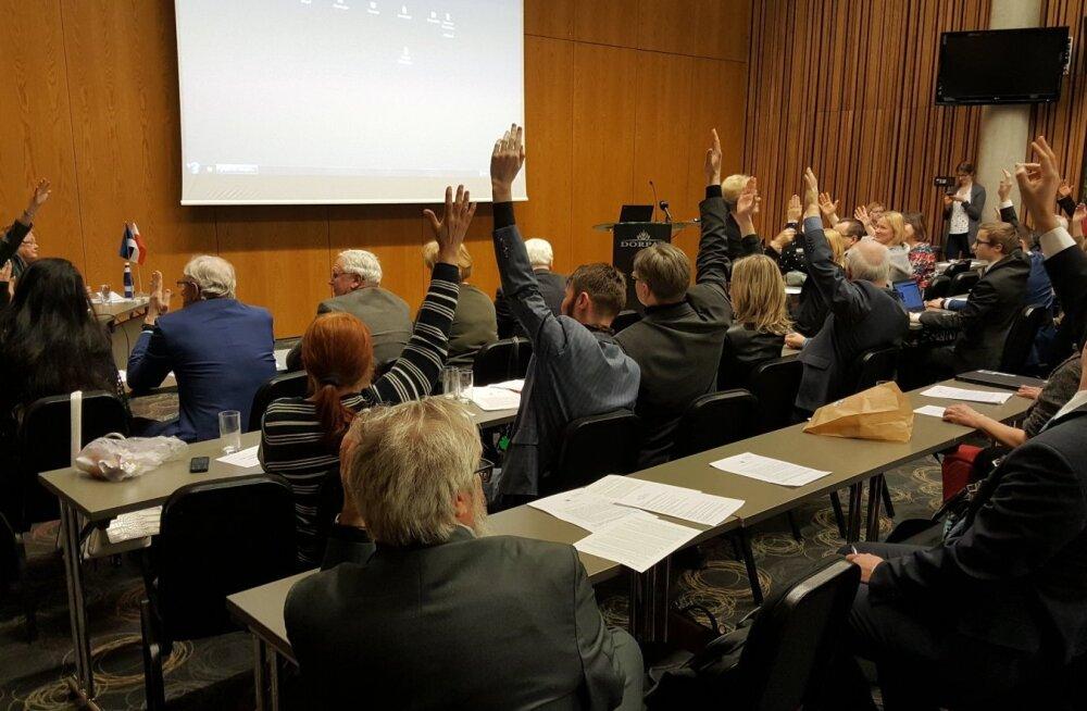 Тартуское горсобрание проголосовало против строительства целлюлозного завода: негативное влияние слишком велико