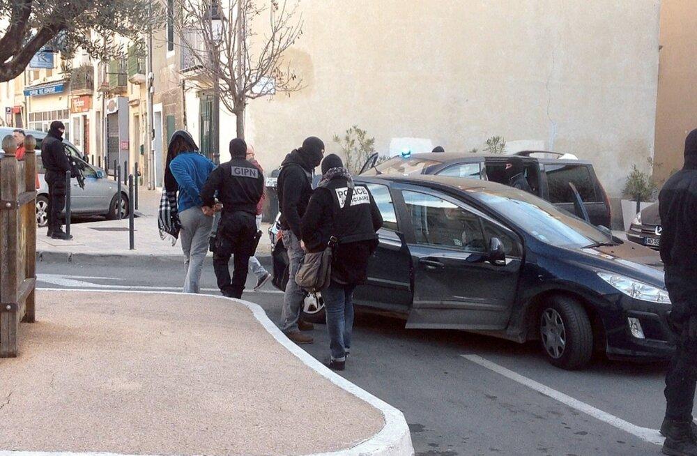 Prantsusmaal vahistati kaheksa pühasõdalaste võrgustikuga seotuses kahtlustatavat