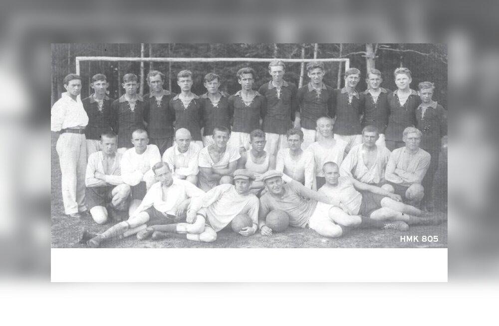 90 aastat jalgpalli Keilas