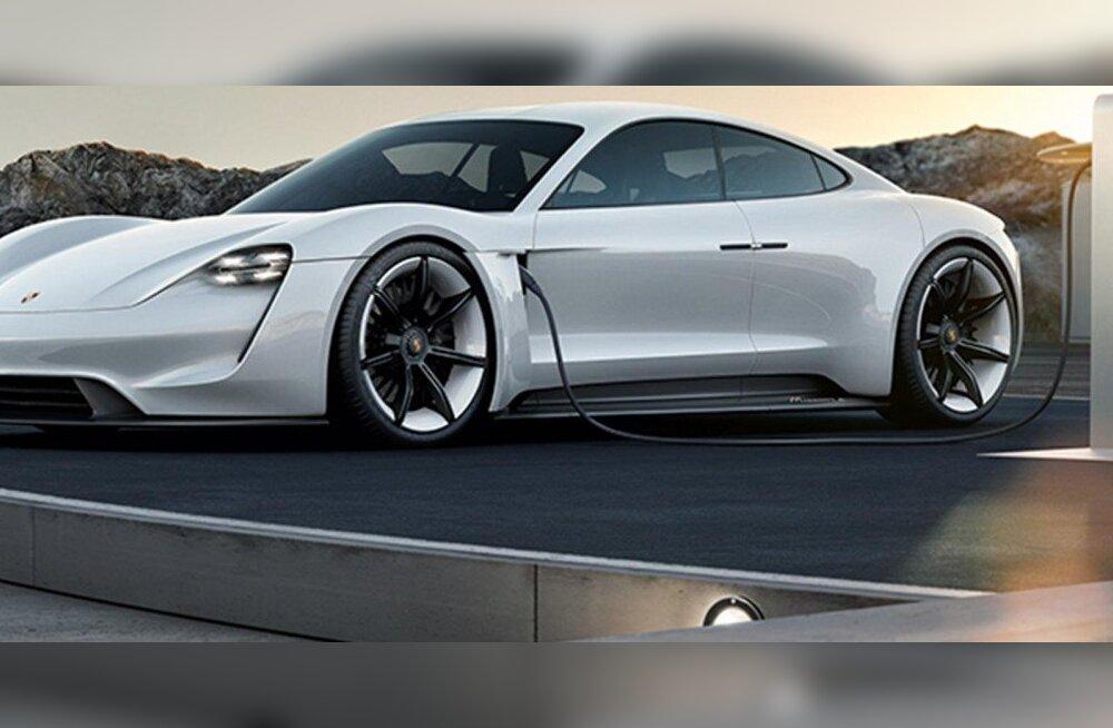 Unustage isesõitev auto: Porsche omanik tahab autoga sõita, mitte mune keeta!