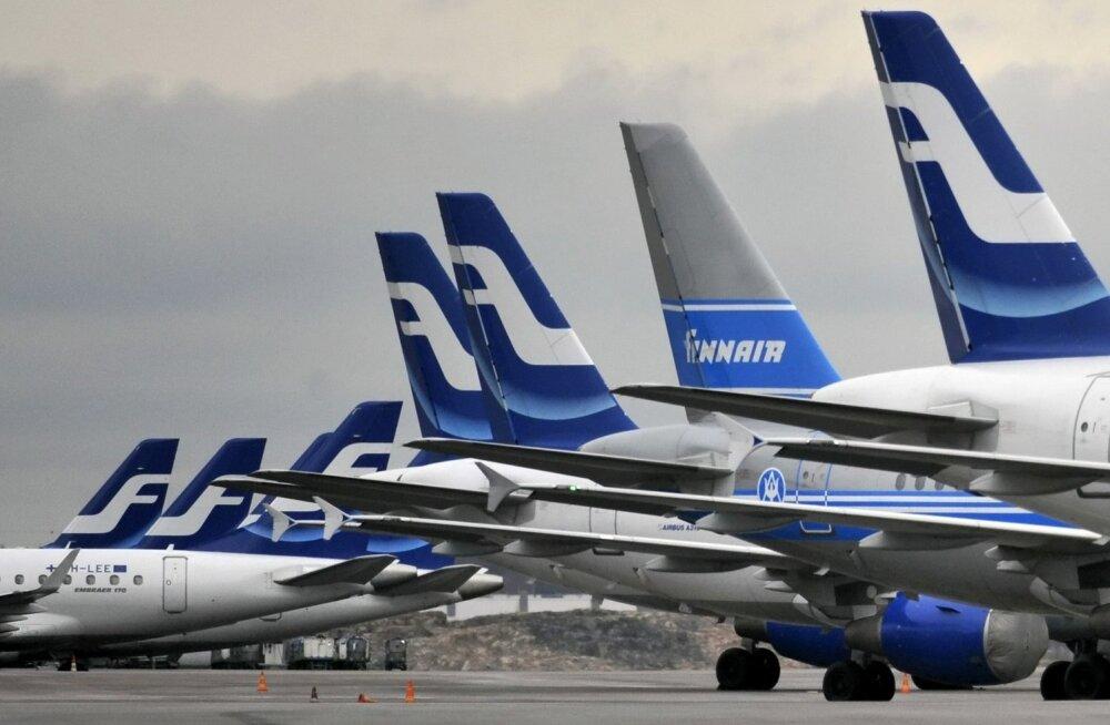 Finnair уплотняет авиасообщение с Россией