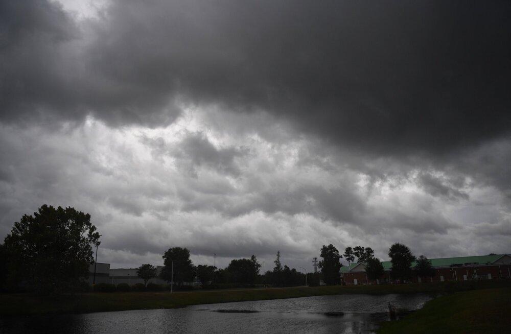 Teadlased: USA-d tabanud orkaani võimsuse võib panna kliimasoojenemise arvele