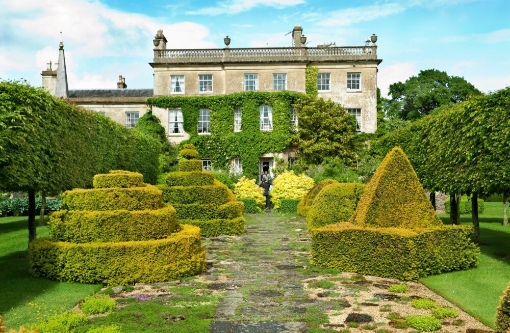 Highgrove House.