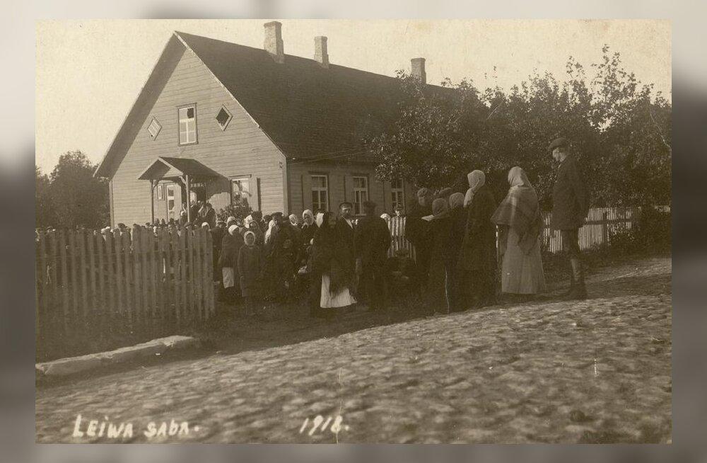 FOTOD: Keila aastal 1918