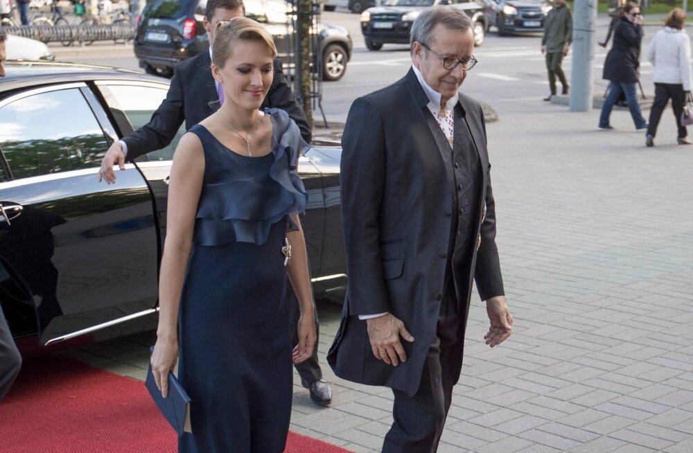 President Ilves saabub Estoniasse