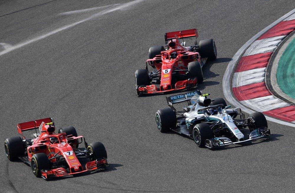 Vormelitiimid ja FIA murravad pead, kuidas möödasõit järgmisel aastal lihtsamaks teha
