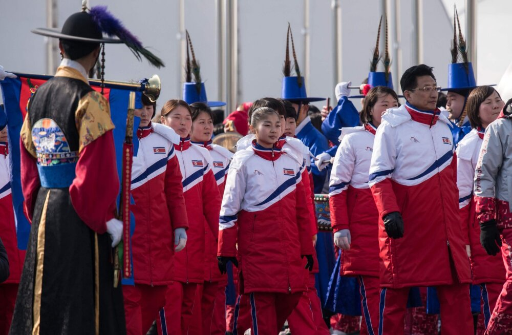 Samsung jagab kõigile olümpiasportlastele telefone, Põhja-Korea ja Iraani sangarid jäävad siiski ilma