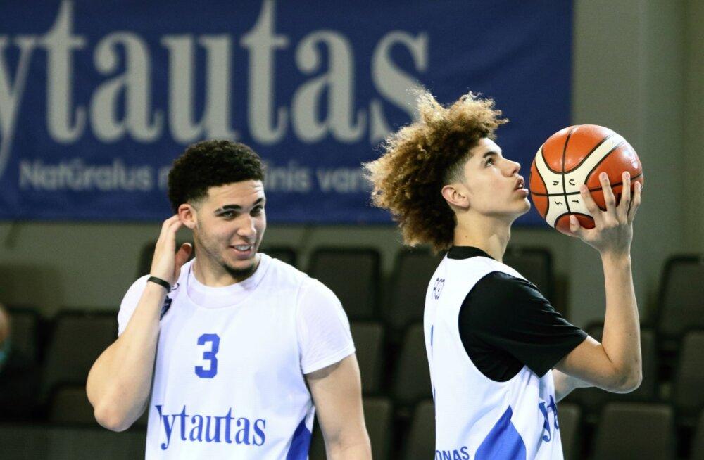 Kahju! Skandaalseid Balli vendi ei näegi Eesti klubide vastu mängimas - leedukad loobusid Balti liigast sootuks!