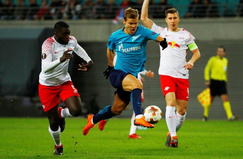 Leipzig vs Zenit