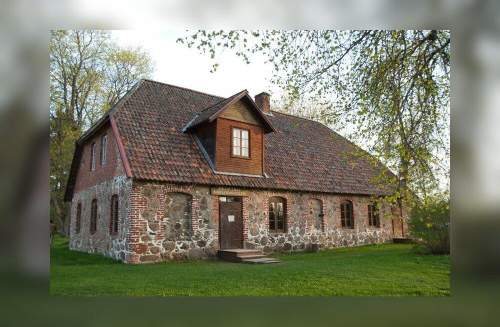 Хутор, ставший необычным краеведческим музеем Хеймтали