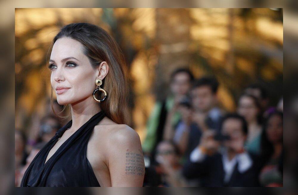 TÄNA: Palju õnne sünnipäevaks, Russell Brand ja Angelina Jolie!